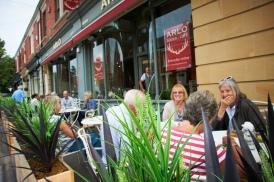 Arlo Bistro Cafe outsdie