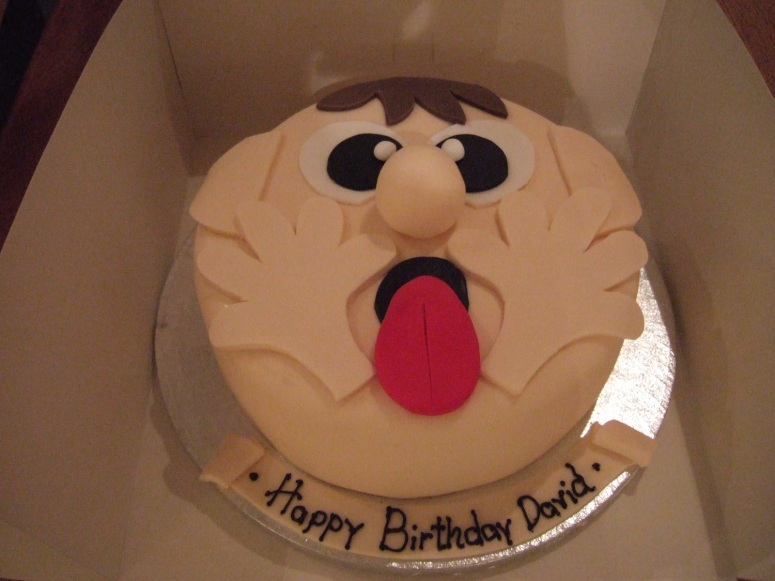 Most funny cake we have ever seen